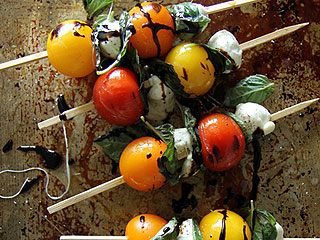 Put a Skewer In It! The Best Foods to Grill on a Stick