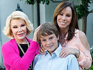 Melissa Rivers's Christmas Wish: I Want My Son to Laugh Again