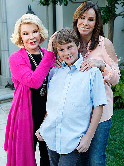 Melissa Rivers Says Mother's Day Talks Second Mother's Day Without Joan