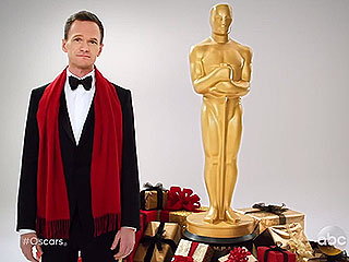 Watch Neil Patrick Harris's First Oscar Promo