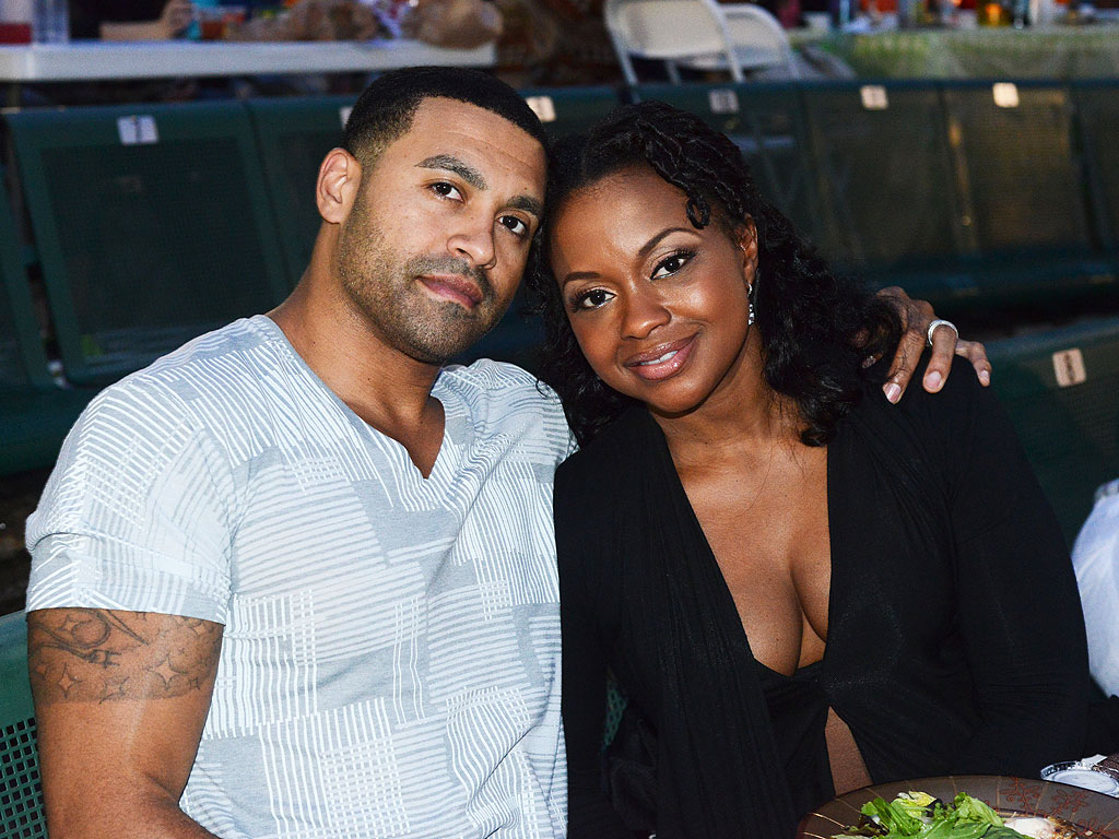 Convicted Real Housewives of Atlanta Star Apollo Nida Slams Wife Phaedra