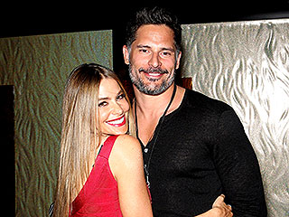 Sofia Vergara Sees You Staring at Joe Manganiello – and She Loves It