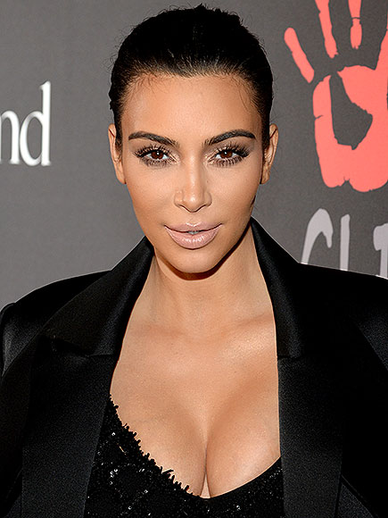 Kim Kardashian Is Nearly Unrecognizable on the Cover of Love Magazine (PHOTO)