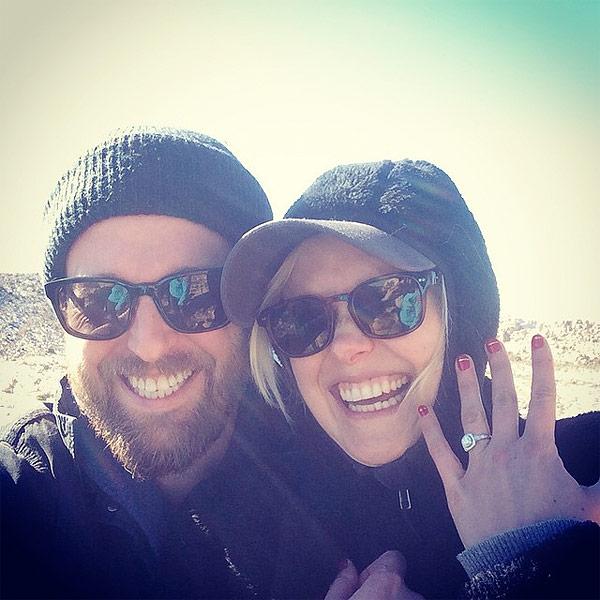Alison Pill engaged to actor Joshua Leonard