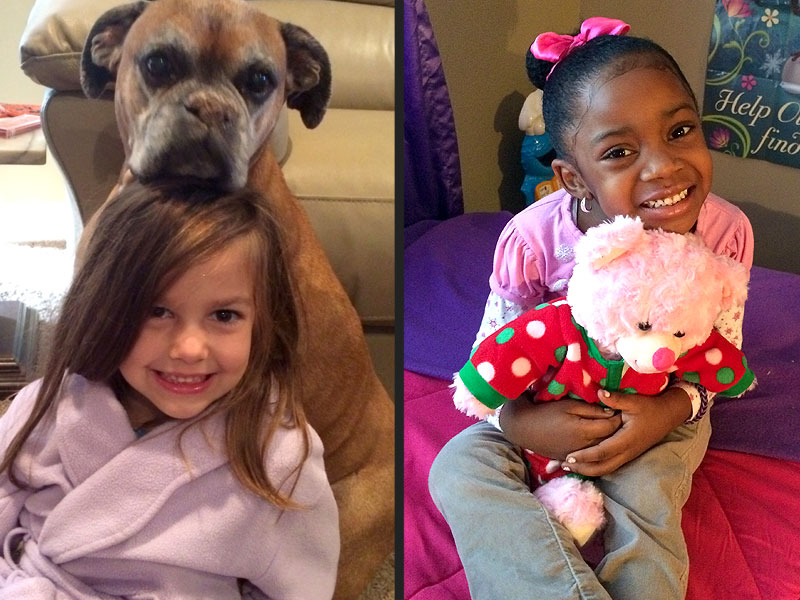 Heartbroken Missouri Girl Loses a Friend to Racism, Makes Another Way Better One