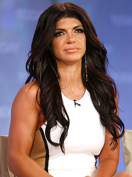 Teresa Giudice's Last Words Before Prison: 'Tell Joe and the Girls I'm Good'