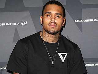 Chris Brown in Standoff with LAPD at His Mansion After Woman Claims He Threatened Her with Gun