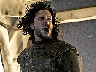 Video: Kit Harrington and Emilia Clarke Sing in Chris Martin's Game of Thrones: The Musical
