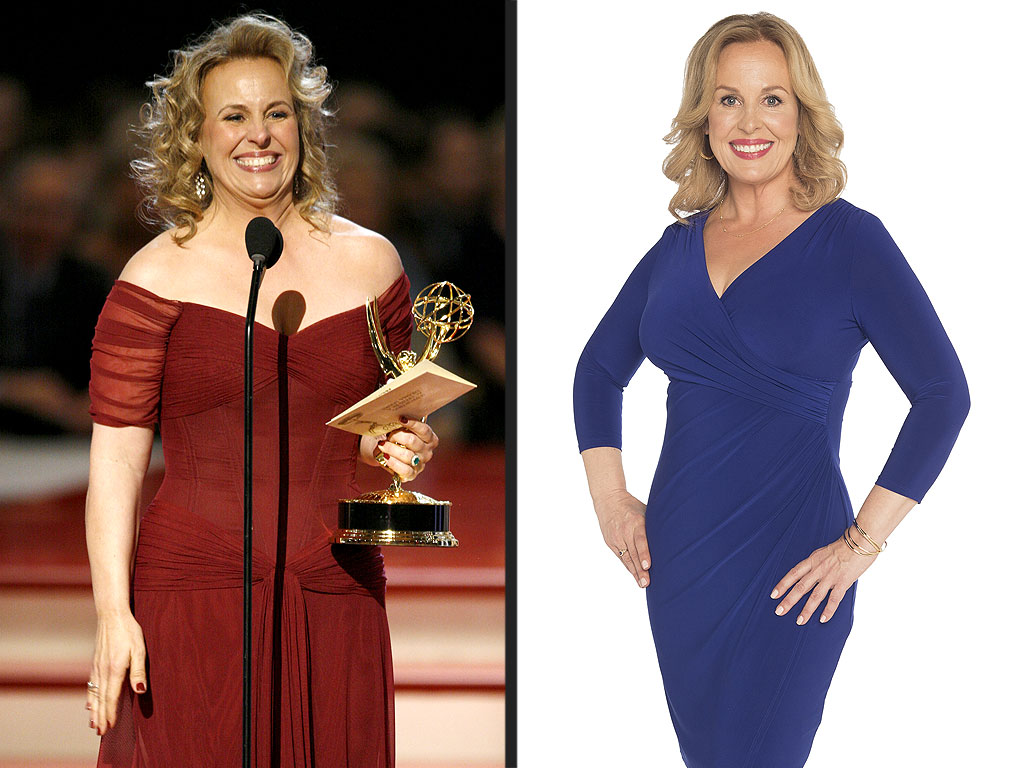 Genie Francis weight watchers
