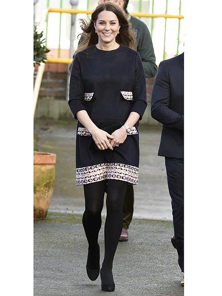New Year, New Designer for Princess Kate