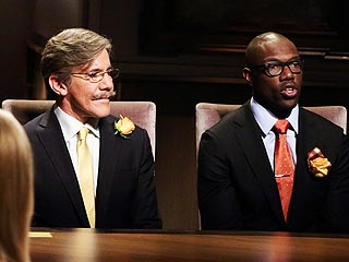 Terrell Owens Talks Celebrity Apprentice 'Nemesis' Geraldo Rivera, 'Catty' Ladies' Team