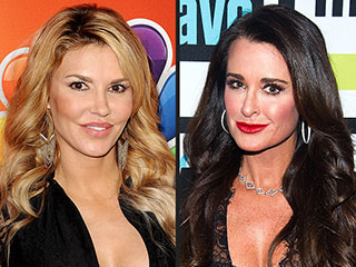 RHOBH: Brandi Glanville and Kyle Richards 'Get Physical' at 'The Party from Hell'
