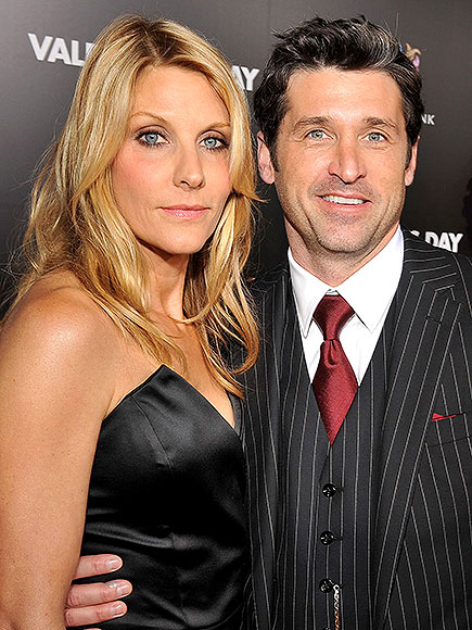 Patrick Dempsey's Wife Jillian Files for Divorce