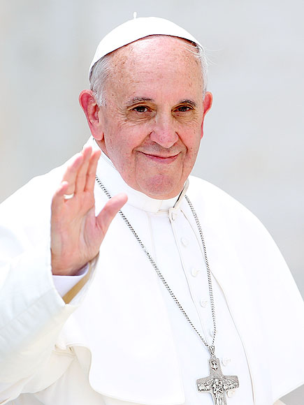 Pope Francis's Meeting with Transsexual Gives 'Powerful' Hope to LGBT Catholics