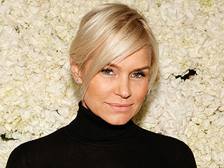 Who Brightened Yolanda Foster's Day with Get Well Flowers?
