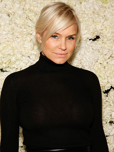 See Yolanda Foster Pose Naked to Show Where Doctor Found Silicone Leak from Breast Implant Rupture