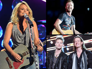 Miranda Lambert, Dierks Bentley and Florida Georgia Line Lead ACM Awards Nominations
