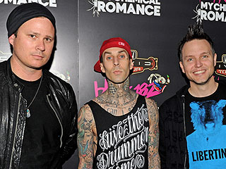 FROM EW: Mark Hoppus: Blink-182 and Tom DeLonge Are Going Through a 'Friendly Divorce'