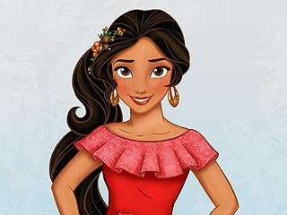 Meet Disney's First Latina Princess!