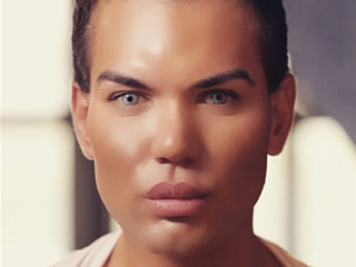 Check Out Pics of This Real-Life Ken Doll