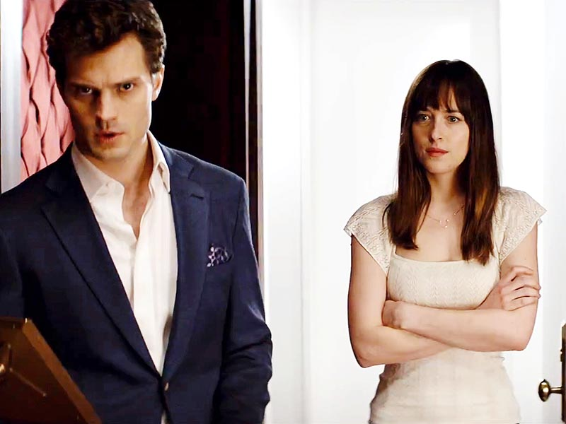 First Fifty Shades of Grey Trailer Debuts