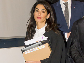 Will Amal Clooney's Client Soon See Freedom?