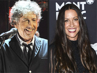 Which Iconic Musician Would Alanis Morissette 'Follow into a Towering Inferno?'