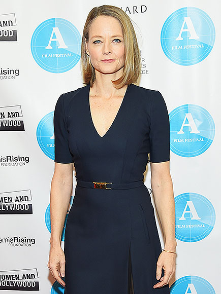 Jodie Foster Says Her Two Sons are 'Amazing Artists'