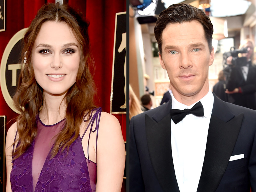 Keira Knightley and Benedict Cumberbatch Reenact Iconic American Movies