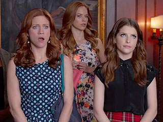 The Barden Bellas Go to Boot Camp in the New Pitch Perfect 2 Trailer