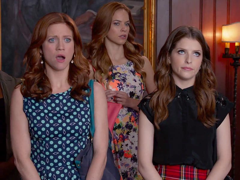 Song Scenes From Pitch Perfect Pitch Perfect 2 Songs Anna