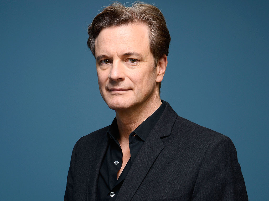 ... Colin Firth... Colin Firth