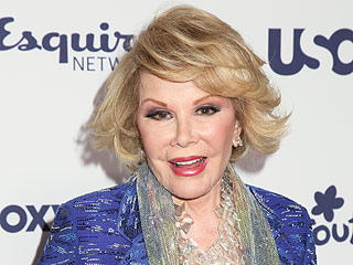 Joan Rivers 'Can We Talk?' Exhibit Coming to Grammy Museum