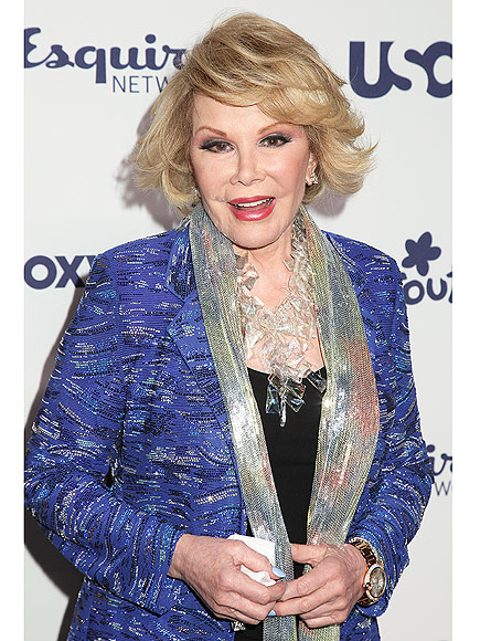 Joan Rivers: Can We Talk Exhibit Coming to Grammy Museum