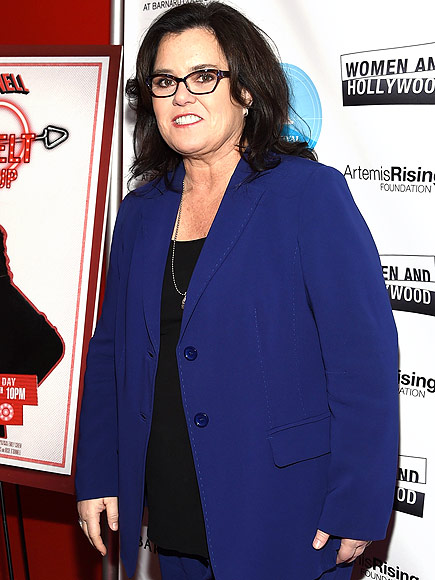 Rosie O'Donnell: 'The View' Exit Was Doctor's Orders