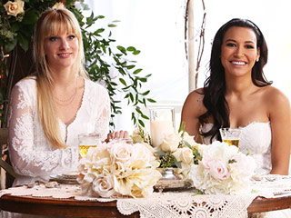 Fox Invites Glee Fans to Brittany and Santana's Wedding (VIDEO)