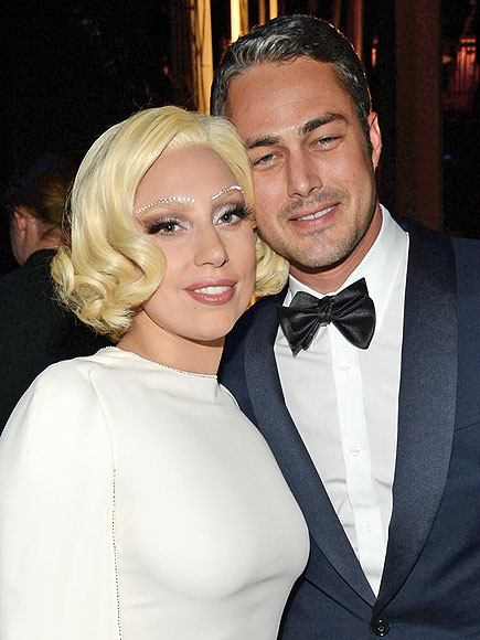 Lady Gaga Is Engaged To Taylor Kinney Peoplecom
