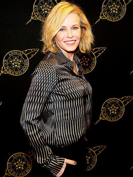 Chelsea Handler Didn't Want to Take Over Late Show After David Letterman Retired