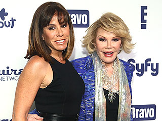FROM EW: Melissa Rivers Pays Tribute to Joan Rivers at Daytime Emmys
