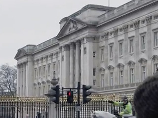 Did a Naked Man Really Climb Out of Buckingham Palace? (VIDEO)