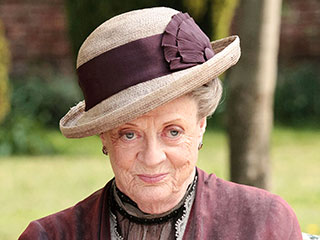 Maggie Smith May Not Be Leaving Downton Abbey
