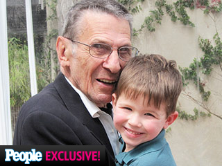 Leonard Nimoy's Grandchildren Share Sweet Memories of His Private, Fun-Loving Side (PHOTOS)