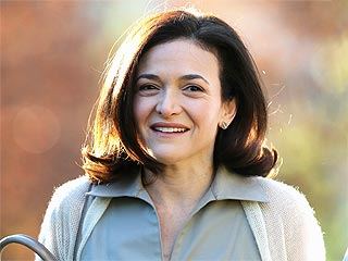 Lean In's Sheryl Sandberg Has a New Mission – This Time for the Men!
