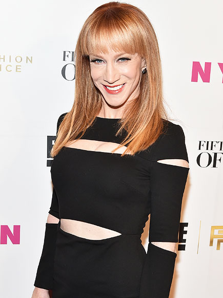 Kathy Griffin Fashion Police Exit Kathy Griffin Asks for Twitter