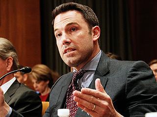 Ben Affleck Gives a Batman Shout-Out to Senator at Congressional Hearing