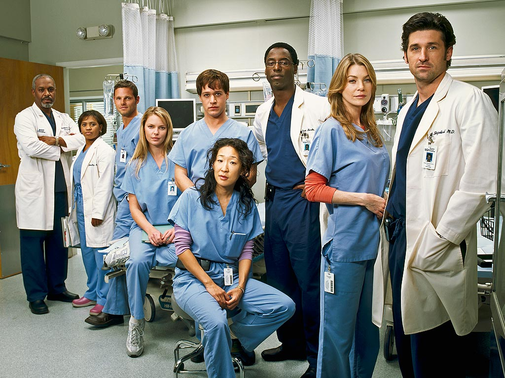 Grey's Anatomy 10th Anniversary Season 1 Photos : People.com