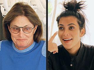 VIDEO: Kim Kardashian West Teases Bruce Jenner About His Hair in New KUWTK Sneak Peek