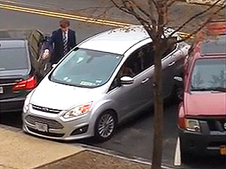 This Congresswoman Might Have Just Made the Worst Parking Job, Ever (VIDEO)