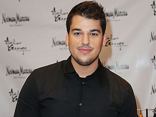 Rob Kardashian Throwback Photo Zeroes in on Weight Gain: 'Started Right Here With These Milkshakes'
