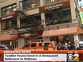 Mother Allegedly Smothers Her Child in NYC Restaurant Bathroom